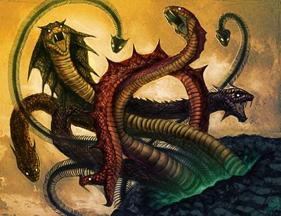 Apocalisse 8 (il dragone)