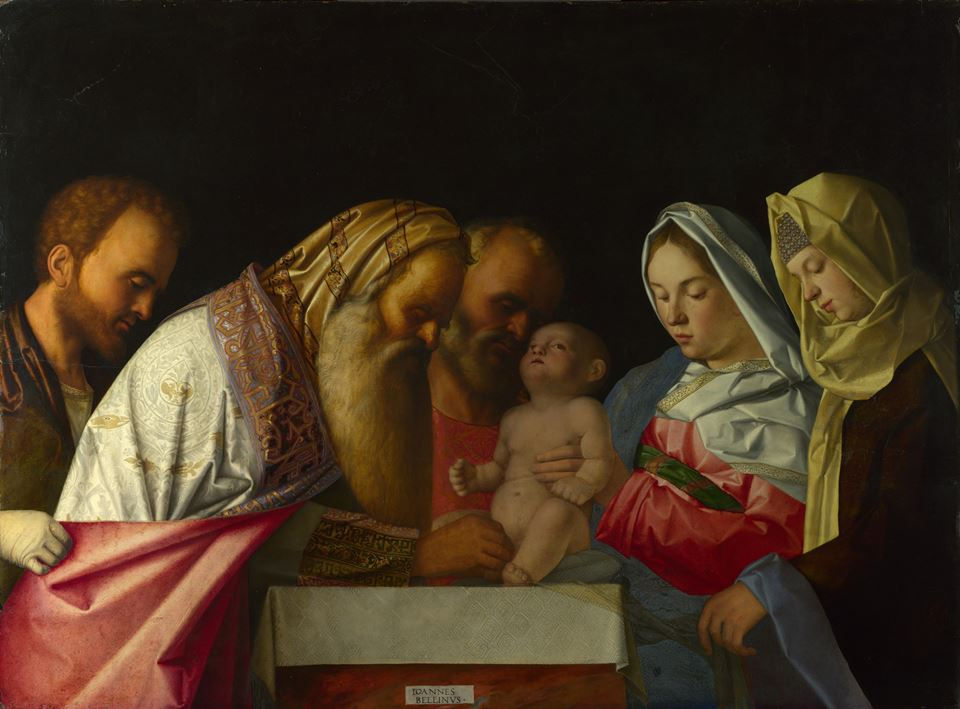 THE FEAST OF THE PRESENTATION OF THE LORD- AND THE FEAST OF THE PURIFICATION OF THE BLESSED VIRGIN MARY