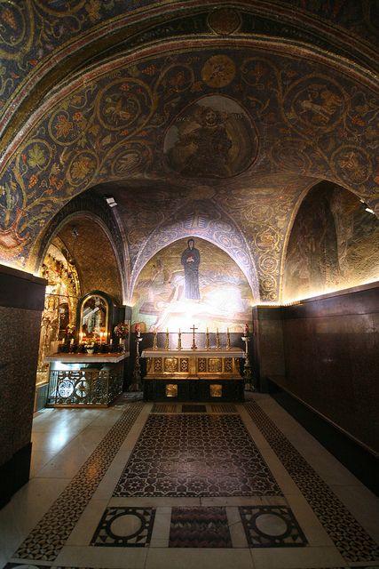 diario rChiesa del fr Santo Sepolcro