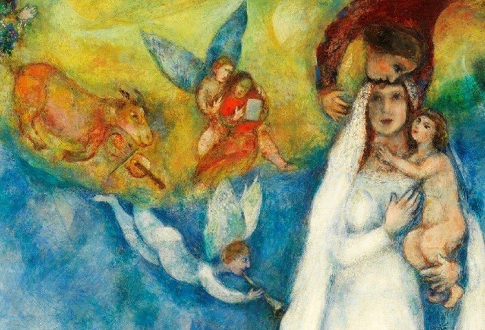 imm diario Chagall-La-madonna-del-villaggio-D1X