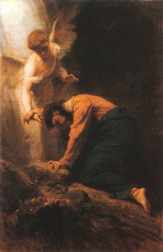 la mia e frdiREIO arioGesù nel Getsemani