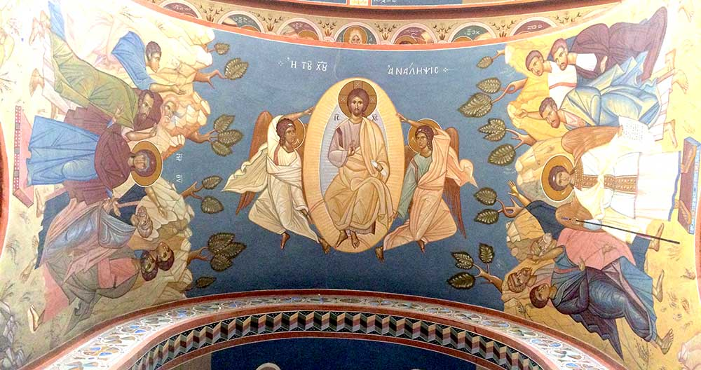 diario liturgia bizantina