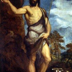 San Giovanni Battista – Tiziano
