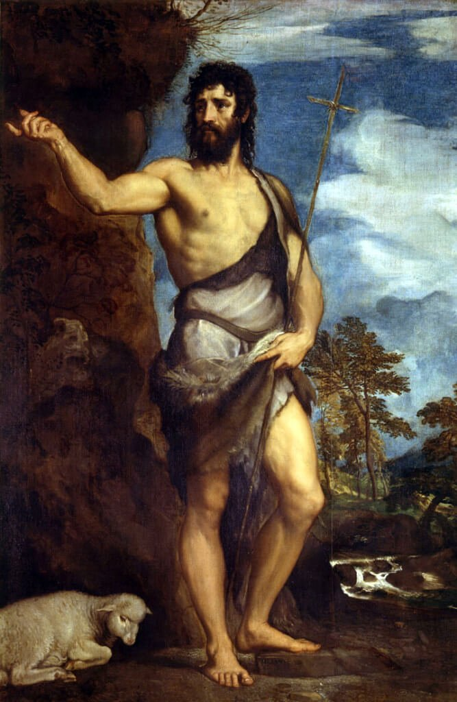 Tiziano-San-Giovanni-Battista-Gallerie-Accademia-Venezia
